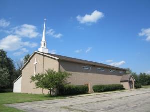 Braidwood Church